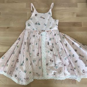 Girl dress size 4T